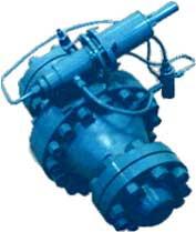 Регуляторы давления газа РДУ 80-01 и РДУ 80-02