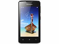 Смартфон Lenovo A1000 Black официальная гарантия