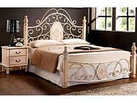 Двухспальная кровать Pearl / Пеарл Onder metal 180х200