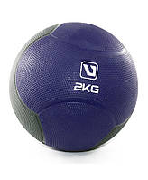 Медбол LiveUp Medicine Ball 2 кг (LS3006F-2)