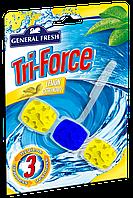 """Ароматичний блок д/унітазів """"General Fresh"""" 3-на сила Лимонний (шт.)"""