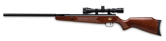 Гвинтівка пневматична Beeman Elkhorn (приціл 3-9х32)