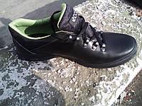 Кроссовки мужские кожаные Ecco 40 -45 р-р