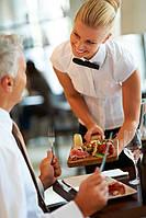 Робота офіціанткою