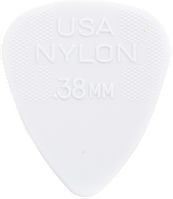 Медиатор Dunlop 44R.38 Nylon 0.38 mm, фото 1