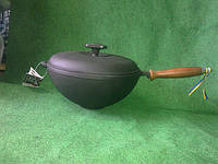 Сковорода вок  260х120mm