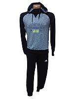 Спортивный костюм с капюшоном Adidas мужской Турция