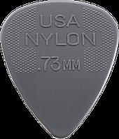 Медиатор Dunlop 44R.73 Nylon 0.73 mm