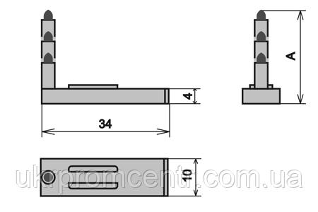 Пишучий вузол УПС-08
