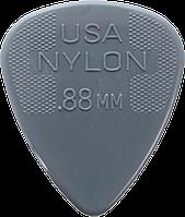 Медиатор Dunlop 44R.88 Nylon 0.88 mm, фото 1