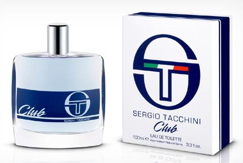 Мужские ароматы Sergio Tacchini (Серджио Таккини)