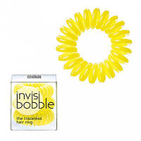 Резинка - браслет Invisi Bobble Желтая