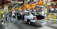 Работа на автомобильном заводе