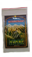 Мумие Алтайское пакетик 5 грамм.