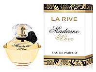 La Rive женская парфюмированая вода Madam in love, 90 мл