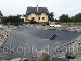 Бутилкаучукова мембрана Firestone Pond Gard, фото 2