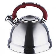 Чайник 2.6л, WELLBERG WB 6091