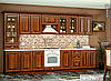 Кухня Роял Мебель Сервис цвет орех, фото 2