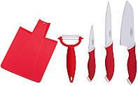 Набор ножей 5 пр. SWISS INOX SI 5002