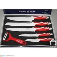 Набор ножей 6 пр., SWISS INOX SI 5004, фото 1
