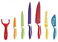 Набор ножей 7 пр. Swiss Gold SD 5007