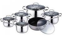 Набор посуды 12 пр. KaiserHoff KH 1682