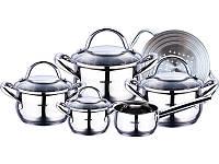 Набор посуды 10пр BERGNER BG 6529