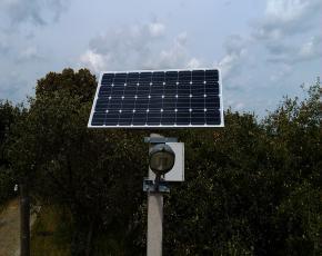 Автономная система уличного освещения САО 3