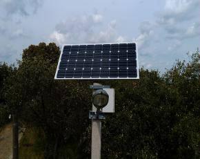 Автономна система вуличного освітлення САО 3, фото 2