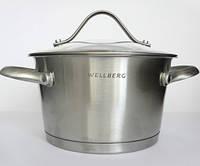 Кастрюля 1,5 л 16х9,5 см WELLBERG WB 1085