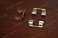 Пружинка скобы суппорта передних колодок  Ланос Lanos Сенс Sens 1.5 R13 Корея OE 410515