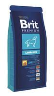 Brit Premium  Lamb and Rise.Для взрослых собак с ягненком 15 кг.