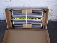 Радиатор Daewoo Lanos (c 1997 года, с кондиционером) 1.3 л, 1.4 л, 1.5 л, 1,6 литра  (Nissens, Дания)