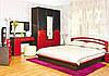Ліжко двоспальне КТ-575 Верона БМФ 160х200, фото 5