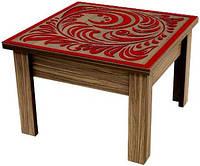 Стол - трансформер с декоративной столешницей Matroluxe