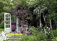 Пазл Heye - Садовая беседка (My Secret Garden Pavilion)