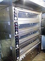 Подовая (4 пода) печь с расстоечной камерой Wiesheu (Германия), фото 1