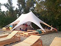 Аренда палаток Звезда 2 для мероприятий 13x10,5м на 30 человек, фото 1