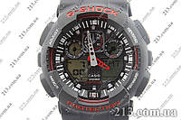 Casio G Shock GA-100-1A4ER копия