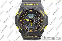 Часы Casio G-Shock GA-150 Black черные