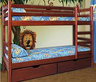 Кровать двухъярусная Кенгуру Мебель Сервис