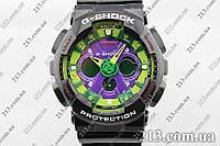 Часы Касио Casio G-Shock Ga-120 черные