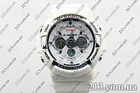 Спортивные часы Casio G-Shock Ga-200 Белые