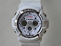 Часы Casio GA-200 White
