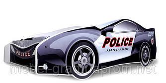 Кровать-машинка Police Nobiko