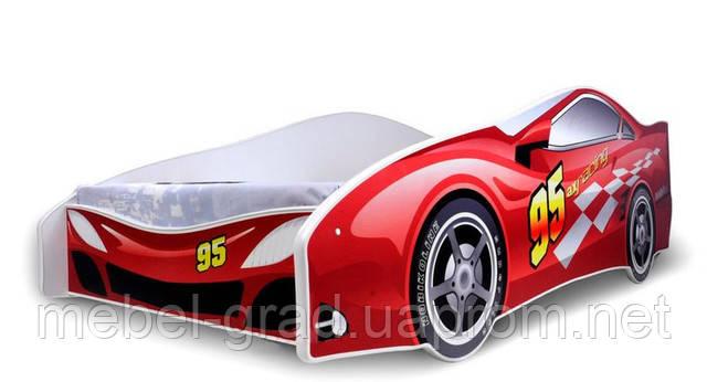 Кровать-машинка Nobiko