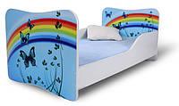 Кровать 180х80 Радуга Nobiko