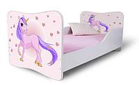 Кровать 180х80 Единорог Nobiko
