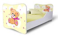Кровать 180х80 Мишутка Nobiko