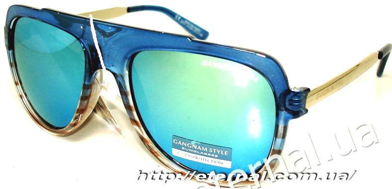Солнцезащитные очки Gangnam Style модель G6 зеркальные